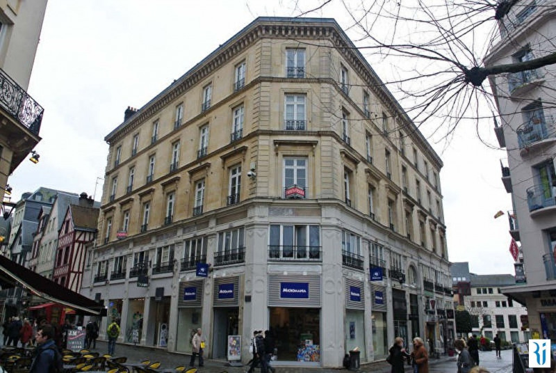 Vente appartement Rouen 129 500€ - Photo 1