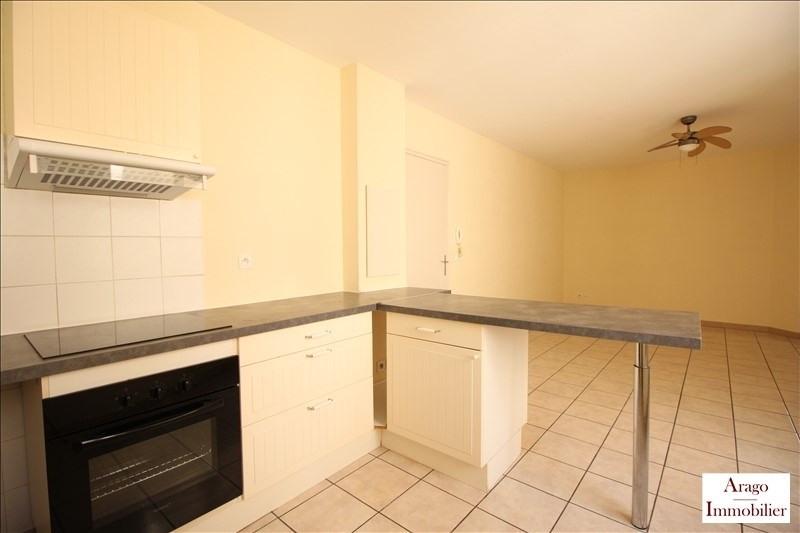 Rental apartment Rivesaltes 557€ CC - Picture 1
