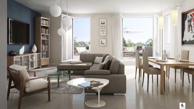 Sale apartment Maisons-alfort 452000€ - Picture 1