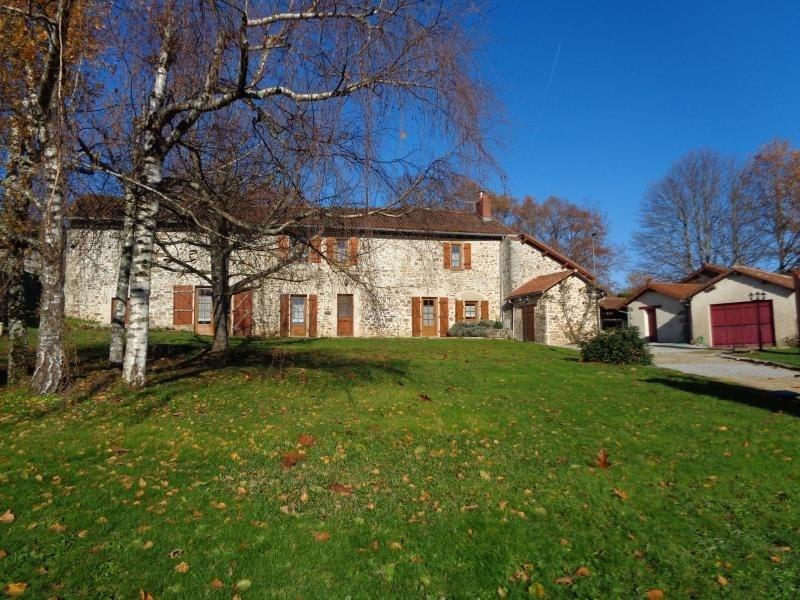 Sale house / villa St just le martel 255000€ - Picture 2