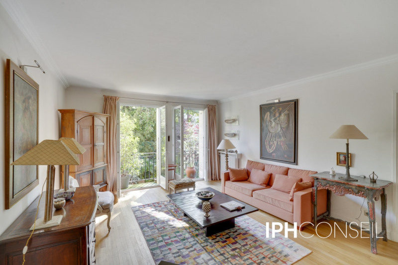 Deluxe sale apartment Neuilly-sur-seine 1 040 000€ - Picture 2