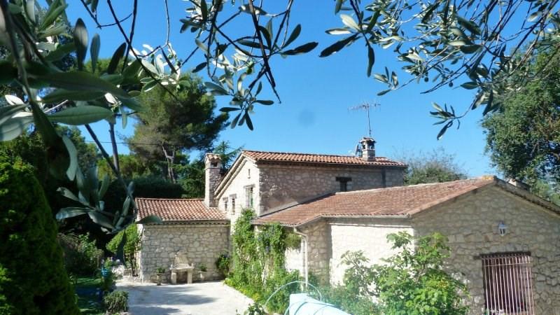 Deluxe sale house / villa Vence 1125000€ - Picture 5