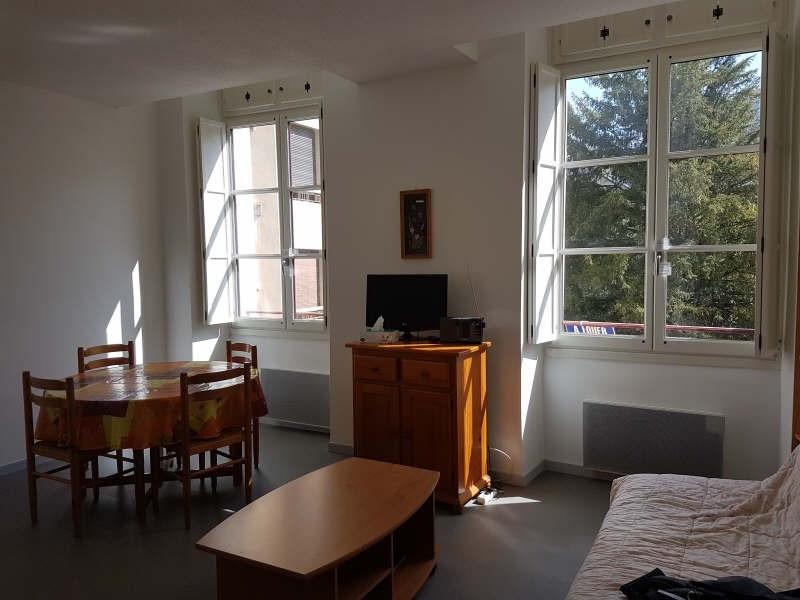 Sale apartment Bagneres de luchon 129600€ - Picture 1