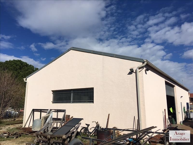 Location local commercial Rivesaltes 1300€ HT/HC - Photo 2