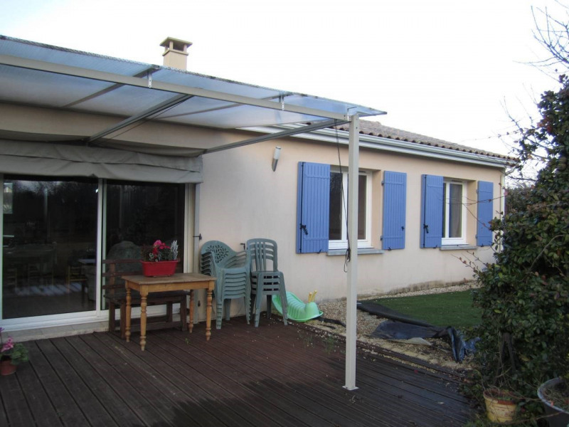 Sale house / villa Barbezieux-saint-hilaire 141 500€ - Picture 2
