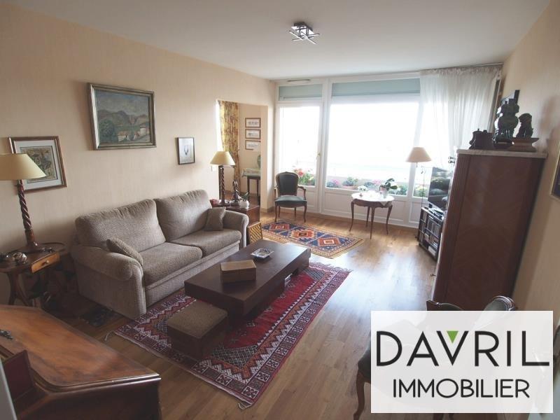 Revenda apartamento Conflans ste honorine 260000€ - Fotografia 2