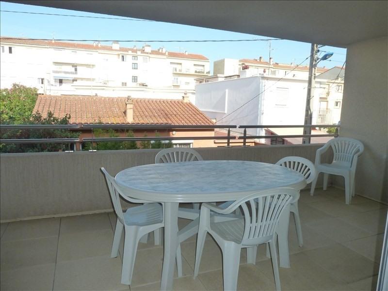 Vente appartement Canet plage 285000€ - Photo 4