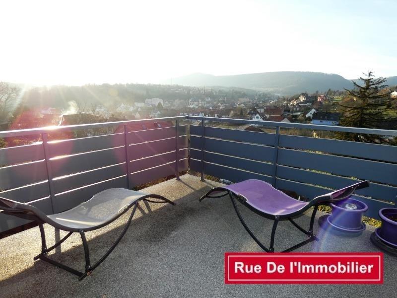 Vente appartement Niederbronn les bains 265000€ - Photo 1