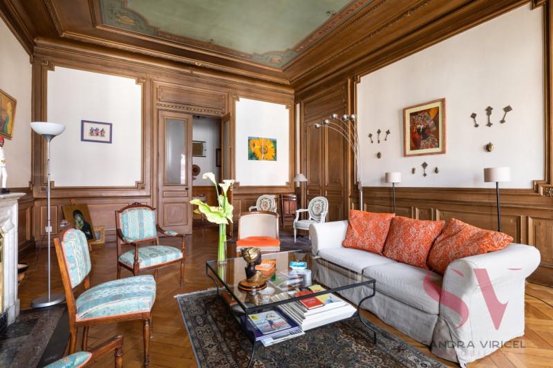 Vente de prestige appartement Lyon 6ème 1550000€ - Photo 1