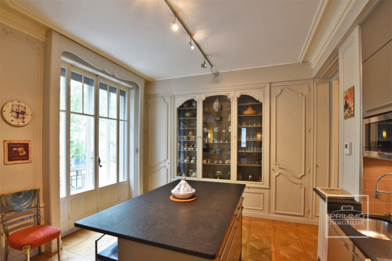 Vente de prestige appartement Lyon 6ème 1280000€ - Photo 4