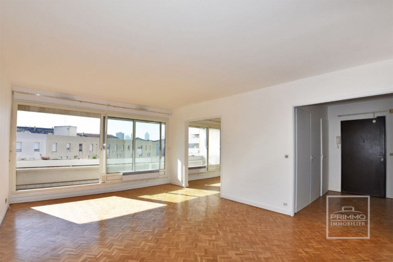 Vente appartement Villeurbanne 295 000€ - Photo 1