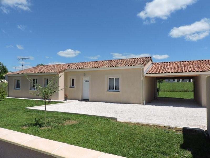 Location maison / villa La croix blanche 880€ CC - Photo 1