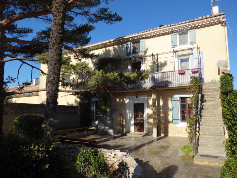 Vente maison / villa Althen des paluds 318000€ - Photo 1