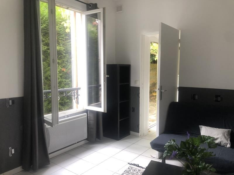 Rental apartment Maisons laffitte 620€ CC - Picture 1