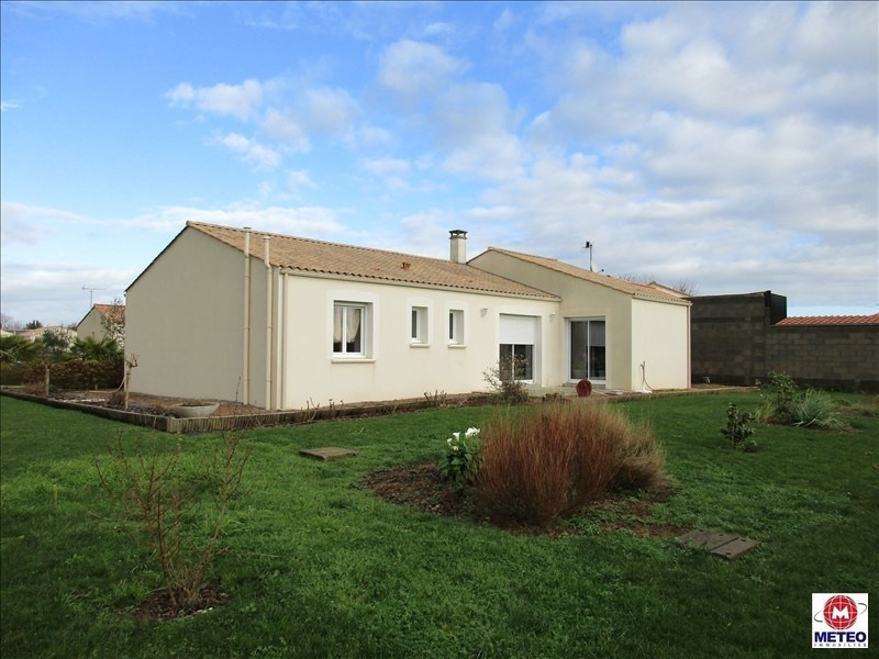 Sale house / villa St benoist sur mer 181000€ - Picture 1