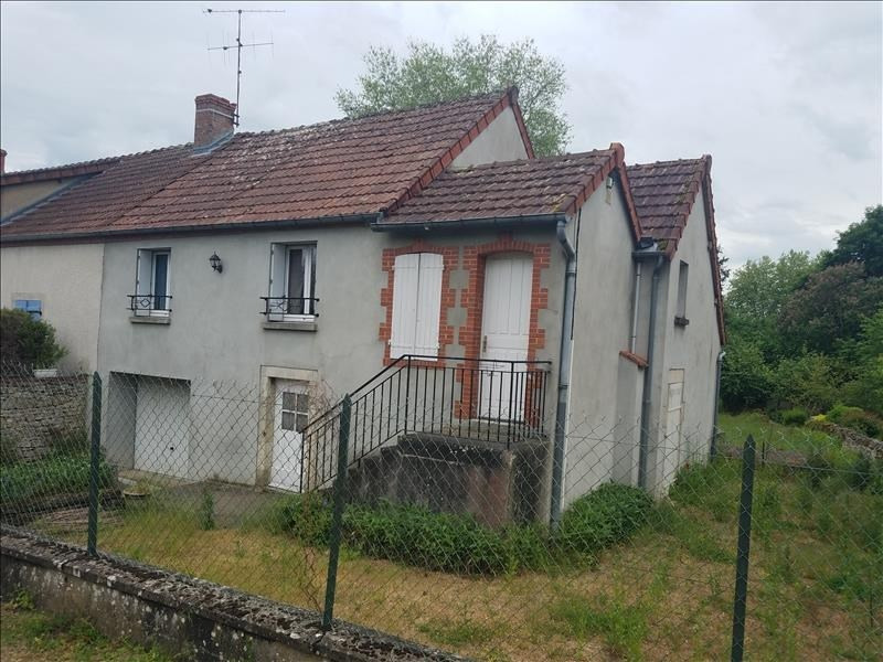 Vente maison / villa Sougy sur loire 85 000€ - Photo 1
