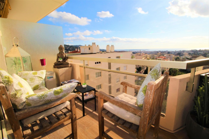Vacation rental apartment Le cannet 565€ - Picture 1