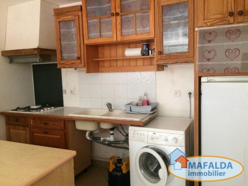 Location appartement Mont saxonnex 645€ CC - Photo 3