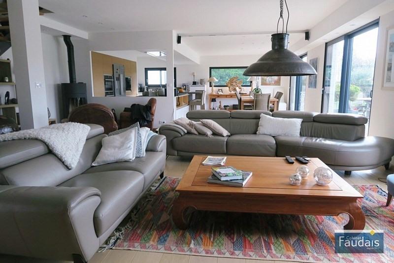 Vente de prestige maison / villa Anneville sur mer 640000€ - Photo 8