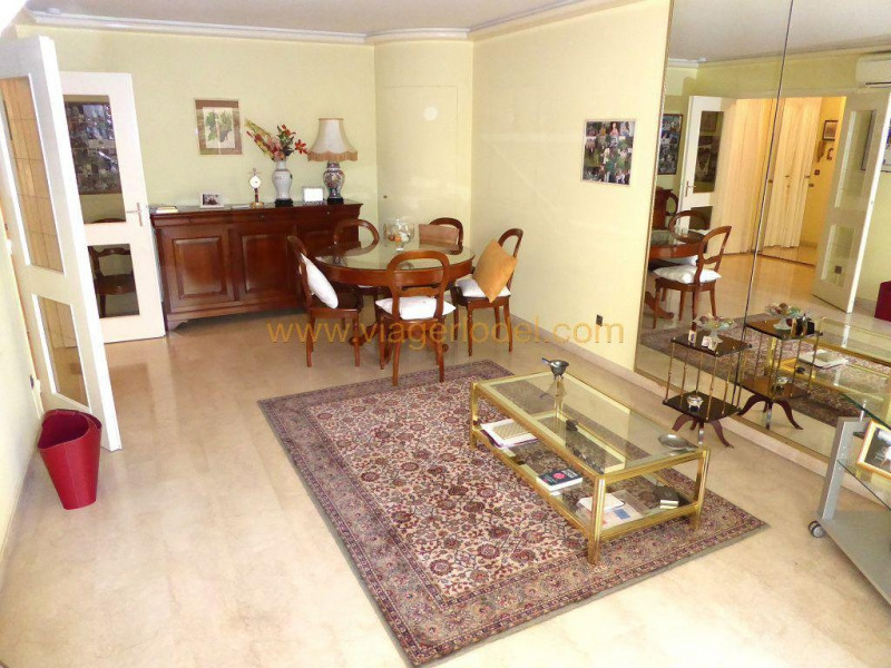 Life annuity apartment Le cannet 102 000€ - Picture 2