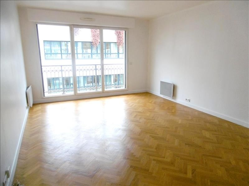 Rental apartment Levallois 3150€ CC - Picture 1