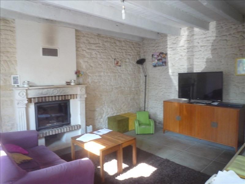Vente maison / villa St martin de st maixent 106000€ - Photo 2