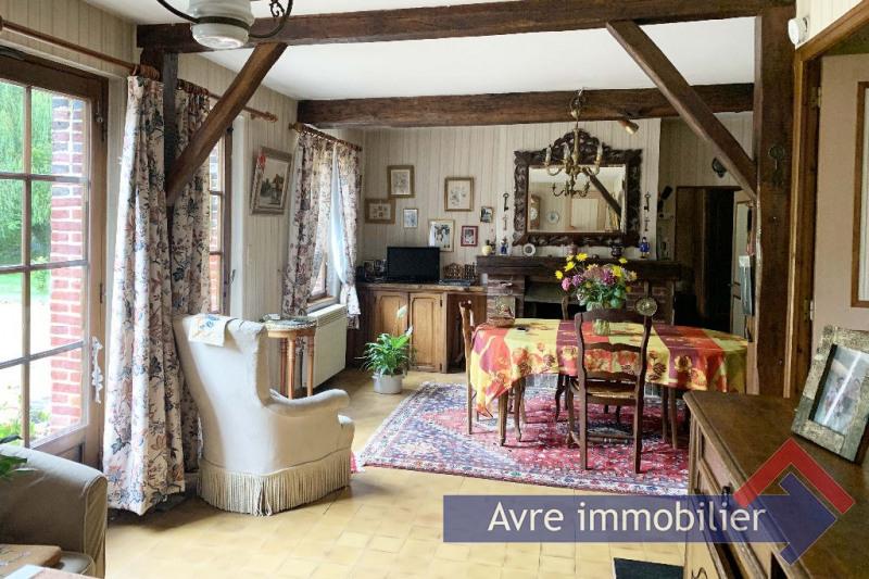 Sale house / villa Verneuil d'avre et d'iton 157000€ - Picture 2