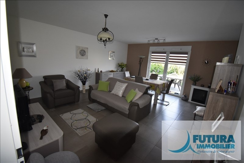 Sale house / villa Woippy 221500€ - Picture 2