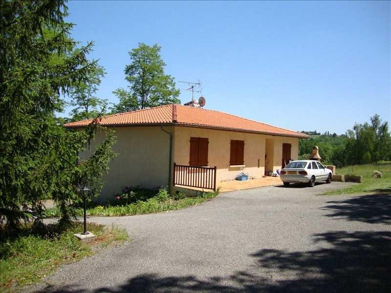 Rental house / villa Castanet tolosan 1180€ CC - Picture 1