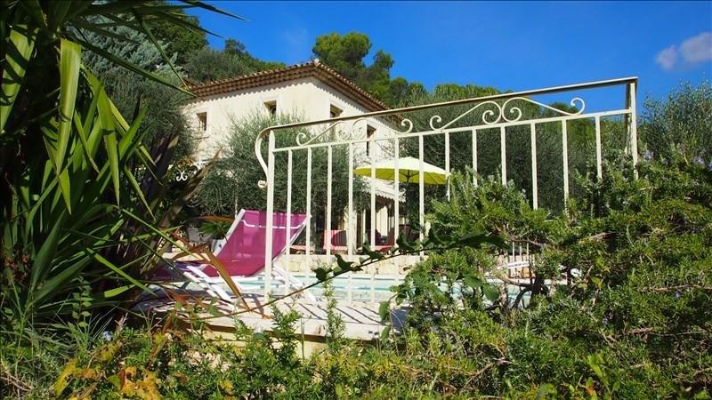 Vente de prestige maison / villa Speracedes 840000€ - Photo 10