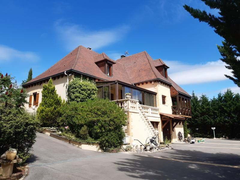 Sale house / villa Auriac du perigord 318000€ - Picture 4