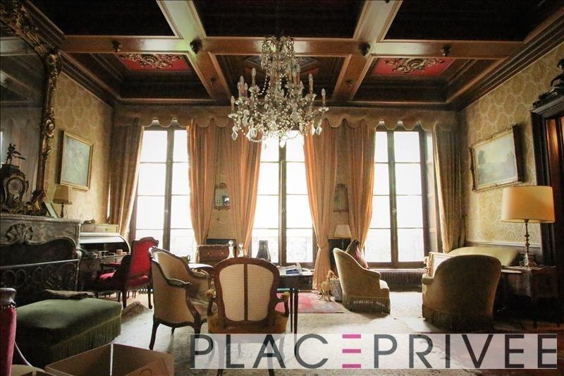 Vente de prestige appartement Nancy 680000€ - Photo 1