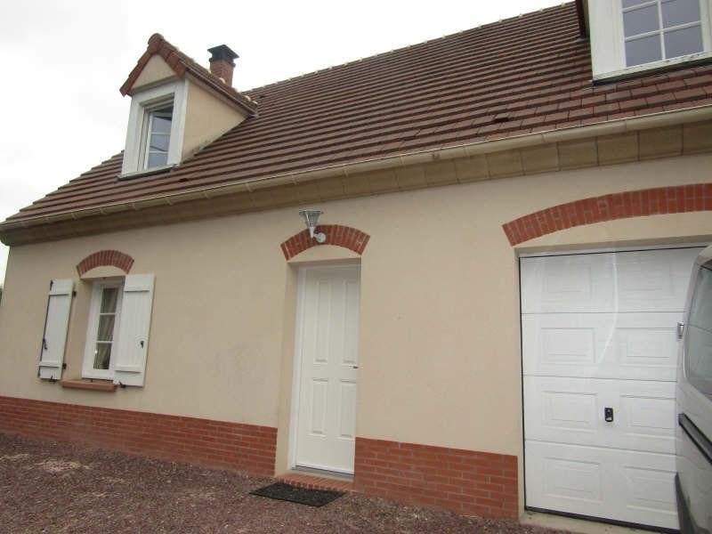 Sale house / villa Villeneuve les sablons 232000€ - Picture 1