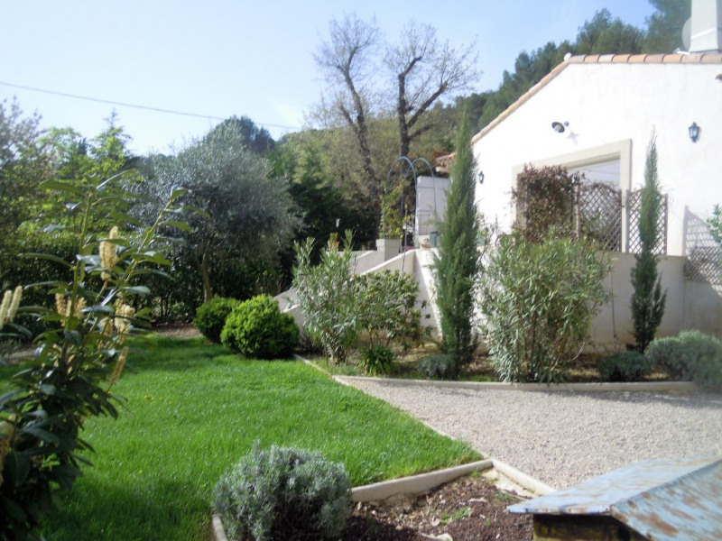 Rental house / villa Cabries 1 250€ CC - Picture 1