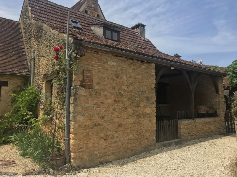 Sale house / villa Castels 129600€ - Picture 2