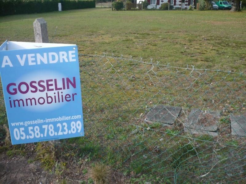 Verkoop  stukken grond Parentis en born 98500€ - Foto 2