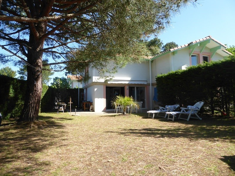 Vacation rental apartment Biscarrosse 530€ - Picture 1