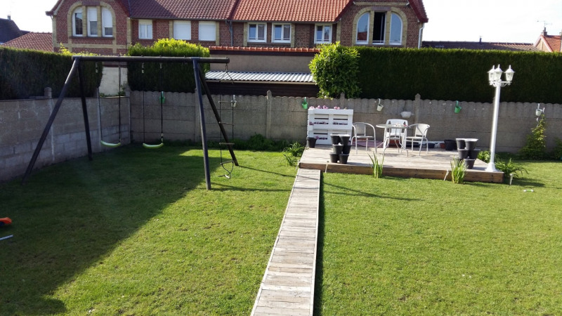 Vente maison / villa Blendecques 141750€ - Photo 1