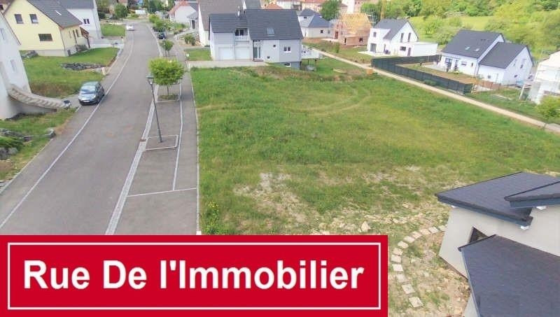 Vente terrain Ottersthal 106 820€ - Photo 3