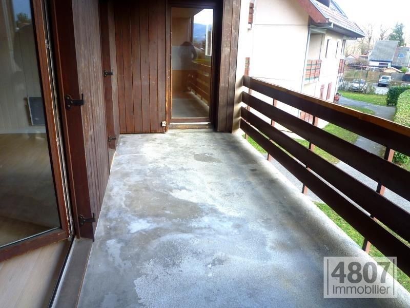 Vente appartement Bonneville 146590€ - Photo 2