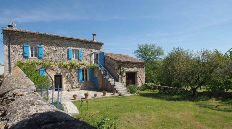 Verkoop  huis Barjac 446000€ - Foto 4