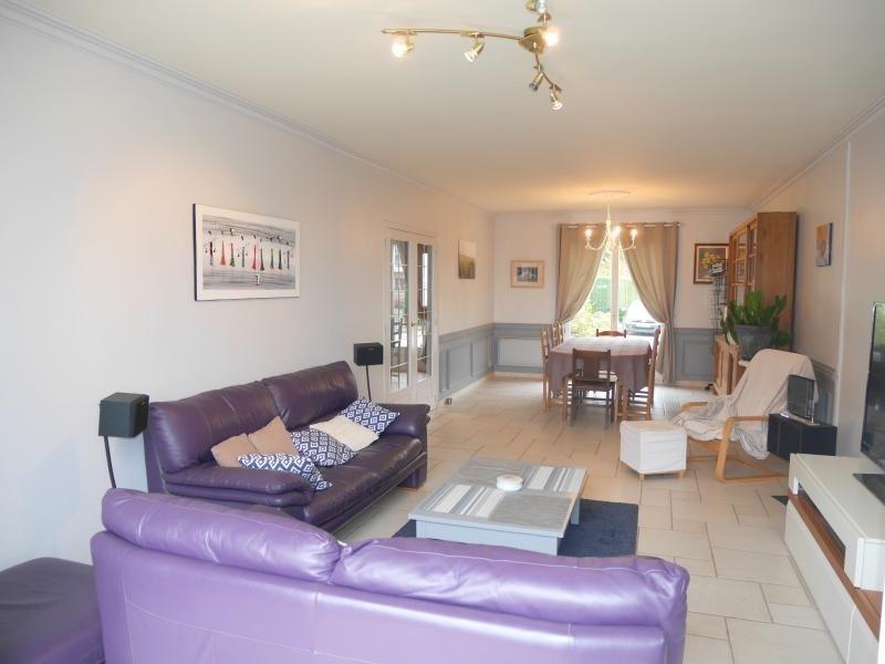 Sale house / villa Vezin le coquet 374000€ - Picture 2