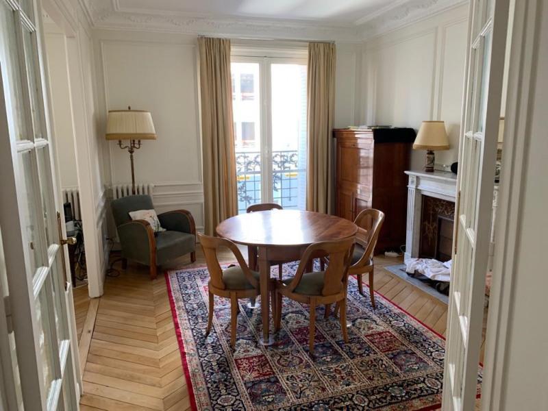 Alquiler  apartamento Levallois-perret 3100€ CC - Fotografía 2