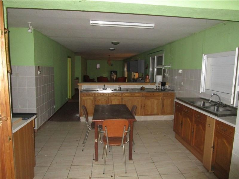 Sale house / villa Menesplet 101000€ - Picture 7