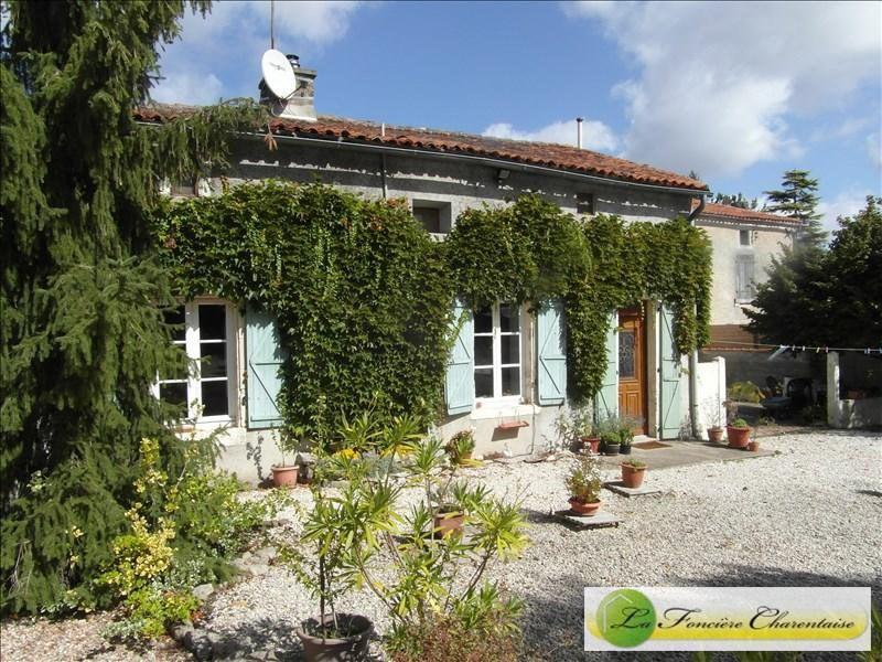 Sale house / villa Aigre 286000€ - Picture 1