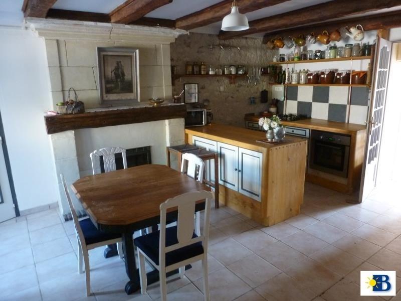 Vente maison / villa Scorbe clairvaux 112350€ - Photo 2