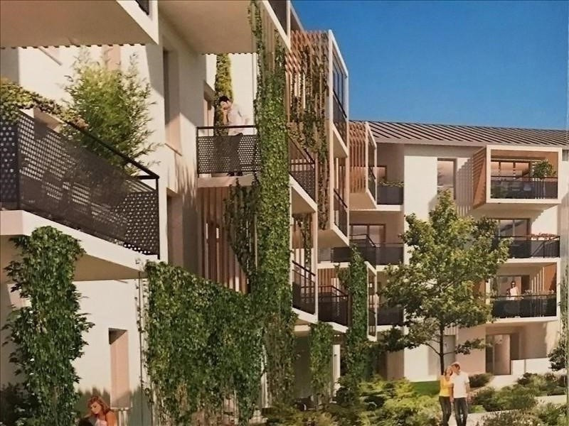 Rental apartment Toulouse 534€ CC - Picture 1