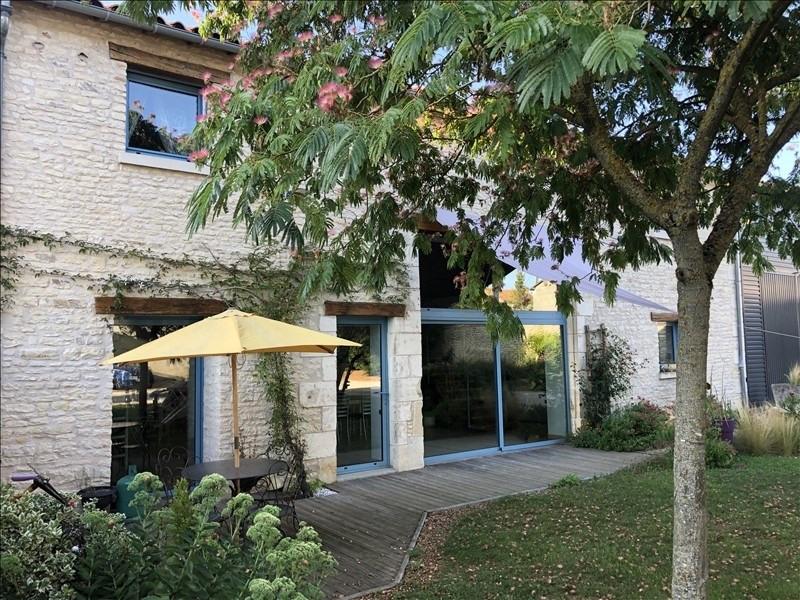 Vente maison / villa Champigny le sec 294000€ - Photo 1