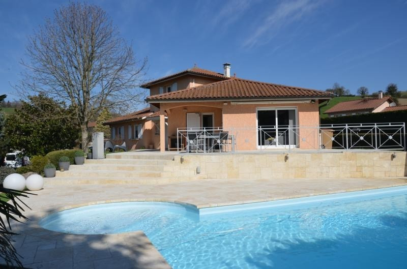 Vente de prestige maison / villa Valencin 720000€ - Photo 2