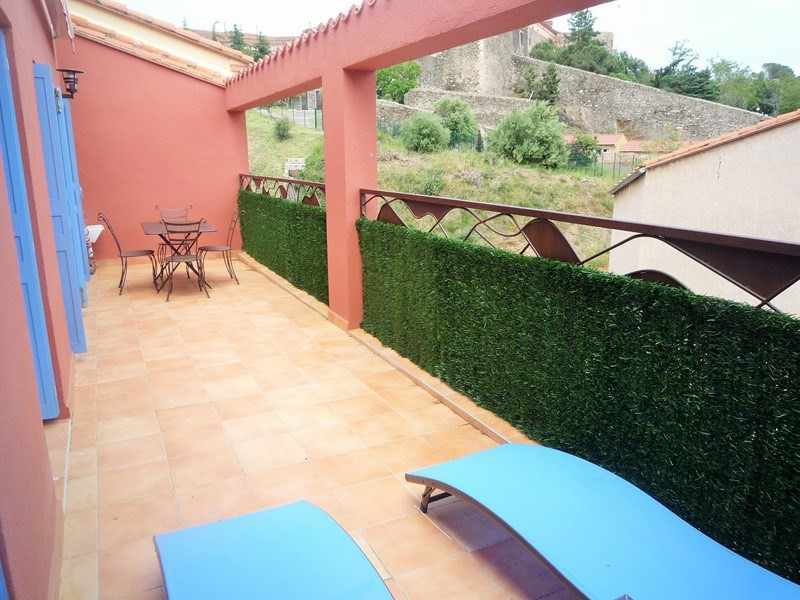 Alquiler vacaciones  apartamento Collioure 468€ - Fotografía 7